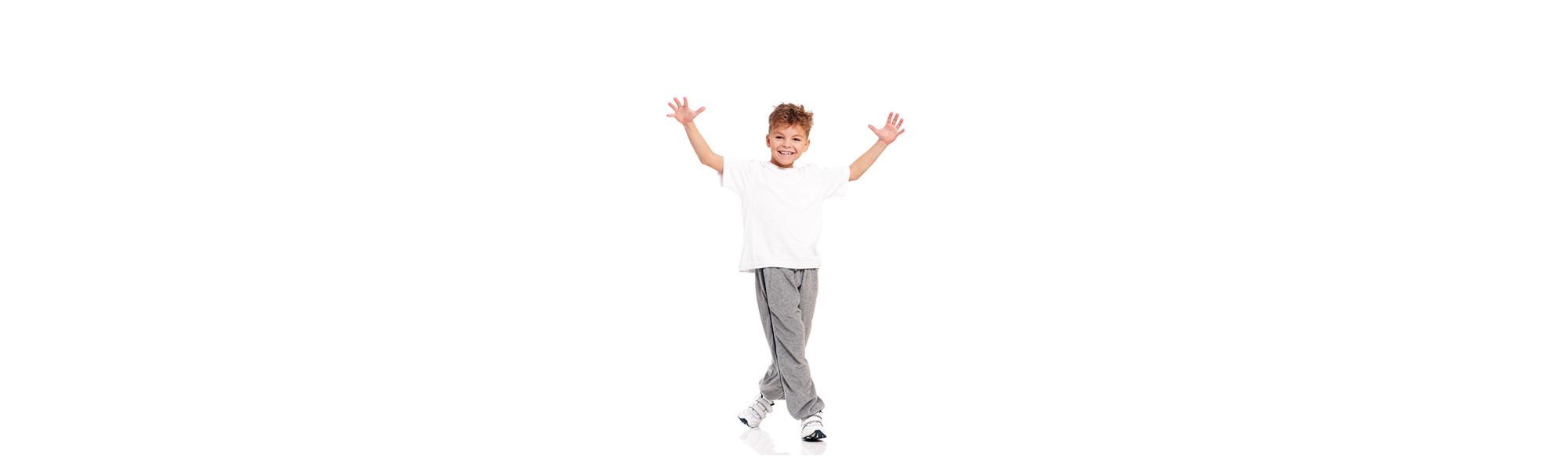 Boy Grey Trackies – General